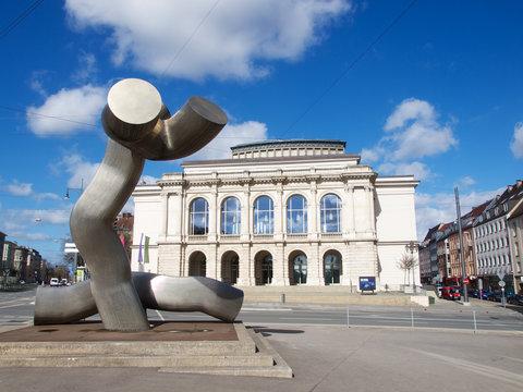 Augsburg - Kennedy-Platz