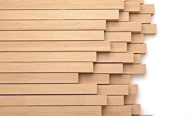 wooden beam Wall mural