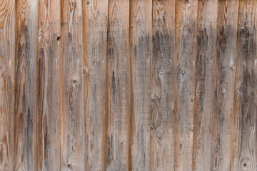 Vintage Aged Wooden Wall Background