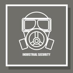 industrial security desing vector illustration.