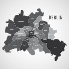 Berlin Karte