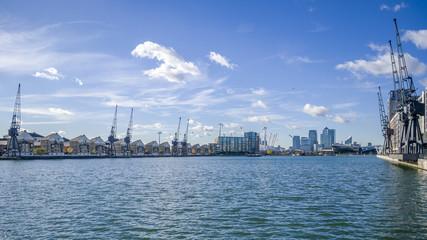 Londra - Excel Marina