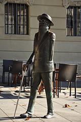 Pontevedra, Ramón del Valle-Inclán, Galicia, España