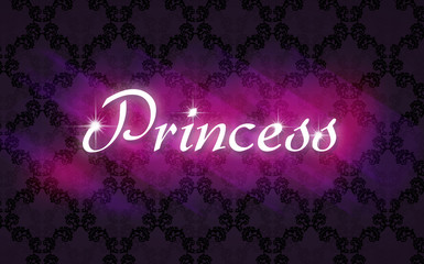 Princess Background luxury