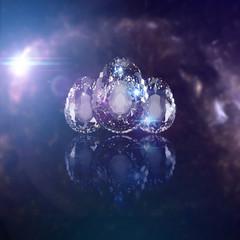 Diamanten Eier