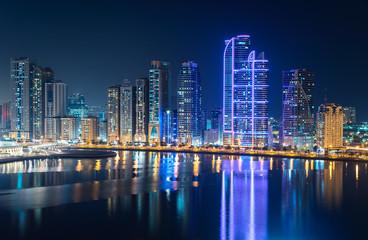 Wall Mural - Dubai Buildings