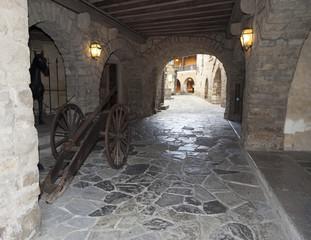 Stalle e armeria del Castello di Gorizia