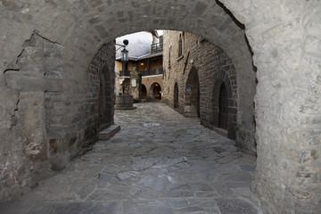 Percorso interno del Castello di Gorizia