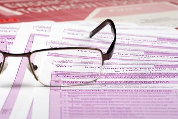 Vat tax - documents Polish