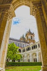 Church Alcobaca monastery, Portugal