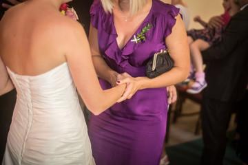 Congratulation at wedding day