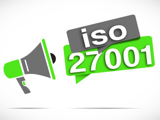 mégaphone : ISO 27001