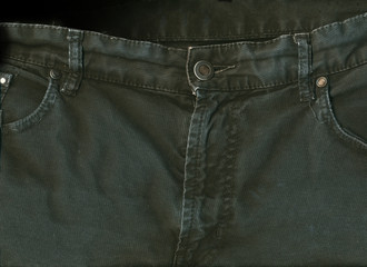 Black Jeans Front