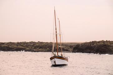 Vintage Sail Boat