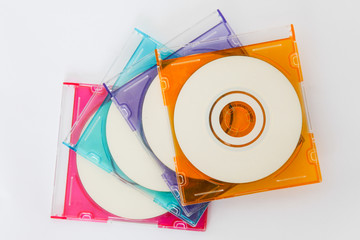 isolate mini cd more color