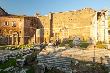 Roma Foro di Augusto