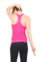Dehnung der Hals-und Nackenmuskulatur 2