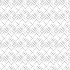 vintage retro seamless line pattern