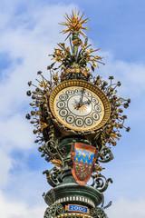 Amiens - Horloge.