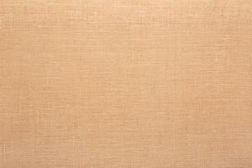 Canvas, natural brown burlap texture background