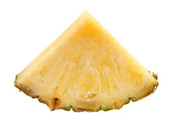 Pineapple fruit slice