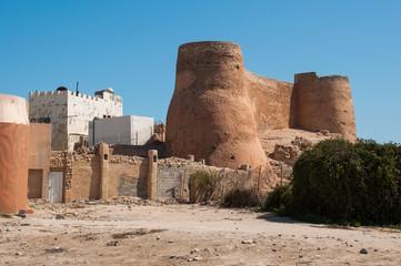 Tarout Castle's Fortifications, Tarout Island, Saudi Arabia