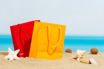Summer signings, bags on the beach