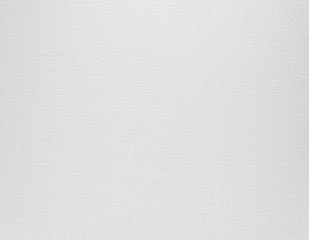 Background texture of white linen canvas