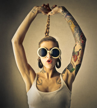 Fashion and tattoos