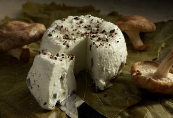Mushroom and Truffle Cheese