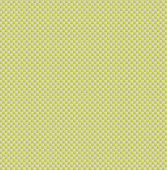 Abstract background of little green triangles.