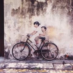 Estores personalizados con tu foto bicycle