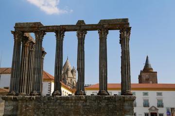 Evora Temple
