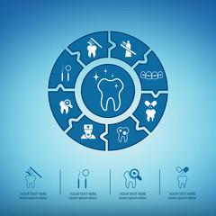 Dentis infographics