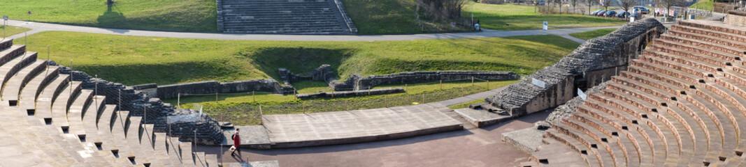 Augusta Raurica Amphitheater