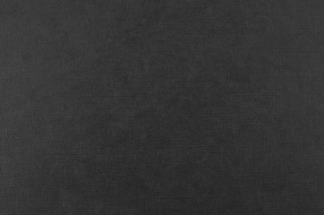 Black material texture or background