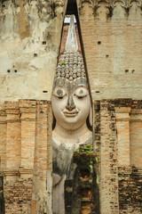 Buddha Image at Wat Sri Chum