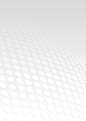 Dotted Perspective Background