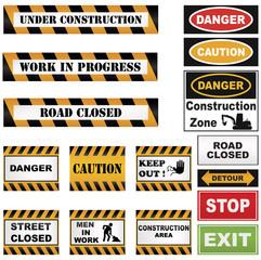 Under Construction Elements