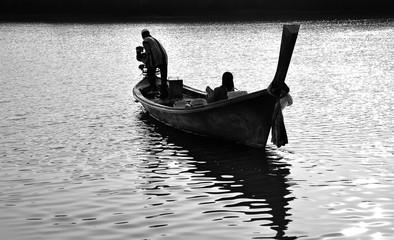Fishing Boats, Krabi - Thailand