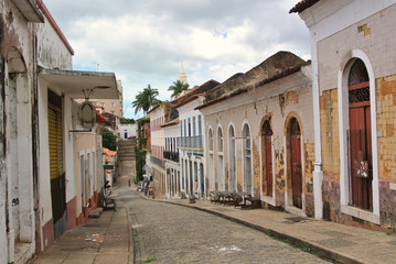 Alte Häuser in Sao Luis