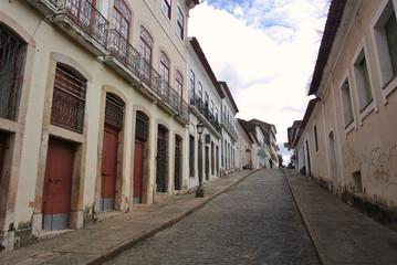 In den Straßen von Sao Luis