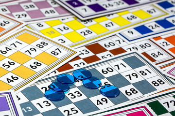 Tombala bingo