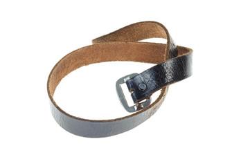 Old black belt