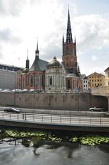 Catedral Estocolmo, Suecia