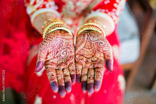 Henna Wedding Design Stock Photo And Royalty Free Images On Fotolia