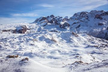 Veiw of Dolomites