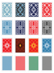 Playing Cards - Back Design