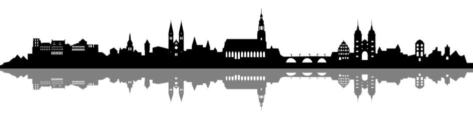 Skyline Heidelberg