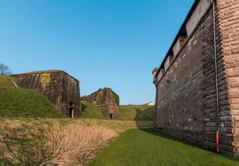 Vauban Remparts tour fortifications à Belfort
